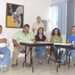"""El pasado 6 de agosto dio inicio al """"Primer círculo de promoción de la lectura"""" coordinado por la Licenciada en enseñanzas matemáticas, Yojana Jannet Chan Amador."""
