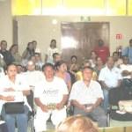 Autoridades de salud comentaron que solo el trabajo conjunto de autoridades, sector salud y ciudadanía puede hacer que los casos de dengue disminuyan (Lupita Gómez)