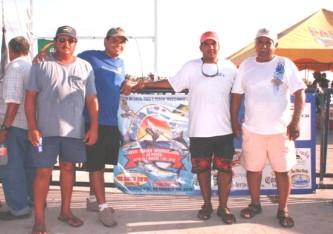 Ganó Sergio Romero el «Bahía de La Paz 2010»