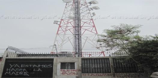 Registrados 23 casos de cáncer desde la instalación de antena celular, alertan vecinos de la 3 de Mayo