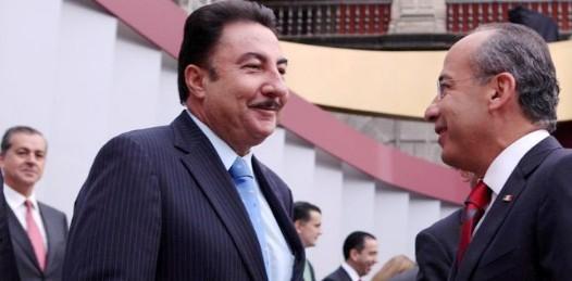 Reconoce NAM el trato y atención del presidente  Calderón hacia BCS