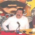 La dirigente estatal del PT, María Mercedes Maciel Ortíz, y Reginaldo Sandoval Flores, comisionado nacional electoral del PT, amenazaron con no ir en alianza con el PRD.