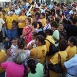 La elección de cinco personas viene a tumbar la voz de los miles de simpatizantes del PRD asegura la presidenta municipal con licencia.