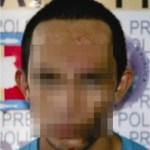 """Cristian Esteban, alias """"El Morrito""""."""