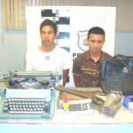 José Carlos Juárez Soto y Magtiel Eusebio Rosas Olguín.