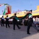 Los festejos para el bicentenario empezaron el primero de septiembre concluirán el 16 de septiembre en el 200 aniversario de la Independencia de México.