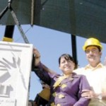 Acusan contratistas que el dirigente de la CMIC, Gustavo Uribe, no se preocupó por exigir la inclusión de constructoras locales en la obra