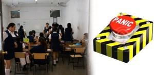 Antes del 2011, alrededor de 100 escuelas de La Paz, Los Cabos y Comondú contarán con botones de pánico ligados al Centro de Control, Comando, Comunicación y Cómputo (C-4), buscando tener escuelas más seguras.