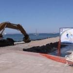 Con una inversión de casi 9 millones de pesos, la APIBCS construye un muelle de servicios turísticos en la zona del malecón de la ciudad capital, esto en respuesta al compromiso del gobernador Narciso Agúndez con prestadores de servicios de este sector, informó Brian Westall.