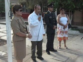 Arrancó la 3ª Semana Nacional de Salud en Mulegé