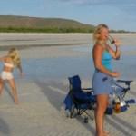 Los turisteros locales estuvieron en abril en el tianguis de Acapulco, en donde se entrevistaron con agentes de viajes, con mayoristas y con directivos de líneas aéreas.