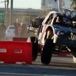 En Pro ATV Class 25 obtuvo la primera posición la cuadrilla de Felipe Vélez (2a), con hora de llegada a las 7:18 de la mañana, mientras que en la más esperada, la categoría Trophy Truck, el equipo Vildósola (21), de padre e hijo, logró el primer triunfo en over all para una representación mexicana, arribando a las 7:32 de la mañana.
