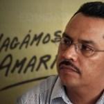Luis Armando Díaz desmiente rumores que lo vinculan con el narcotráfico