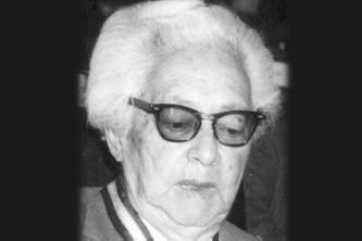 Rosaura Zapata, precursora de la educación preescolar en el país