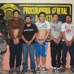 Auto de formal prisión para los secuestradores del empresario cabeño