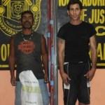 Jorge Borrallo Hirales y Eduardo Rivera Lucero