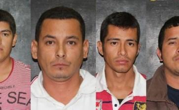 """Formal prisión a la banda de colombianos los """"Ponchallantas"""""""