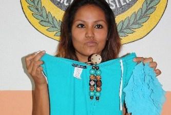 Detenidas 3 chamacas por robar ropa en una boutique
