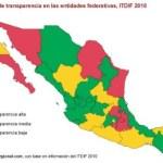 """Y es que también debe haber olvidado, o simplemente lo ignora, que somos los peores en transparencia no sólo de este año, sino desde el 2009, esto corroborado, además de por el IMCO, por el Centro de Investigación y Docencia Económica (CIDE), luego de aplicar el estudio """"métrica de transparencia"""", a petición de la Conferencia Mexicana de Acceso a la Información Pública (COMAIP), quienes dieron a conocer esta información en septiembre de este año."""