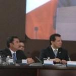 El gobernador Narciso Agúndez participó en la XXIX Reunión Ordinaria del Consejo Nacional de Seguridad Pública, en la que se reconoció el esfuerzo de Baja California Sur para cumplir los acuerdos establecidos en materia de seguridad pública.