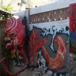 Narcoviolencia fue el nombre de la nueva conferencia del Colectivo Cárites, de la Universidad Autónoma de Baja California Sur (UABCS), expusieron el tema estudiantes de la carrera de Filosofía, Homero Francisco Salgado y Mariana Sánchez, en el Centro Social otro Mundo.