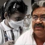 """""""México hizo un gran esfuerzo para que en el 2010"""", asevera Moreno Abaroa, para que se comprara la vacuna, que fue la séptima epidemia mundial, """"tuvimos hasta doce muertos este año, y ya se le olvidó a la gente la Influenza"""""""
