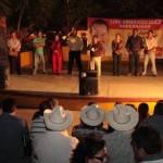 """El ex alcalde de Los Cabos dijo que los candidatos de la coalición """"Sudcalifornia para todos"""" no van a las comunidades a realizar promesas incumplibles, sino que acuden a realizar compromisos puntuales que con el respaldo ciudadano a través del voto serán atendidos uno a uno."""