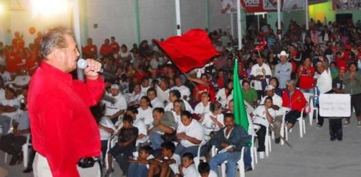 Los problemas de salud pública, acción inmediata de mi administración: Ángel Salvador Ceseña