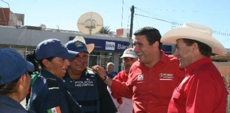 Ricardo Barroso Agramont, ofreció un gobierno transparente para solucionar los problemas de la cartera vencida, con el empeño  de evitar tantos requisitos que solicitan a productores agrícolas.