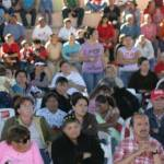 El candidato a gobernador de la coalición Unidos por Baja California Sur Ricardo Barroso Agramont culminó aquí una exitosa gira proselitista por los municipios de Comondú, Loreto y Mulegé.