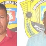 Luis Arturo Martínez Castro y José María Noyola Suastegui