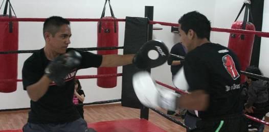Box Academy, una divertida forma  de actividad física