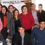 La candidata a alcaldesa por la alianza Partido Revolucionario Institucional (PRI)-Partido Verde Ecologista de México (PVEM) firmó el día de ayer la Agenda de Compromisos del Agua para la Ciudad de La Paz, propuesta por organizaciones civiles y ambientalistas, al igual que investigadores expertos en el ramo.