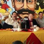 Jaime Moreno Berry, Comisionado Político Nacional del PT Sonora, abundó sobre el tema del ex candidato a la gubernatura del Estado por el Partido Convergencia, Martín Inzunza Tamayo, aseguró que no le quisieron pagar al ex candidato lo que pedía por cambiarse a las filas de la coalición amarillo y rojo .