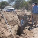 Las obras en que habrá de reflejarse esta reasignación de recursos son los pozos que suministra agua a la colonia Juan Domínguez Cota, Los Planes, El Calandrio, además de un acueducto que se conectará del Sargento a la Ventana.