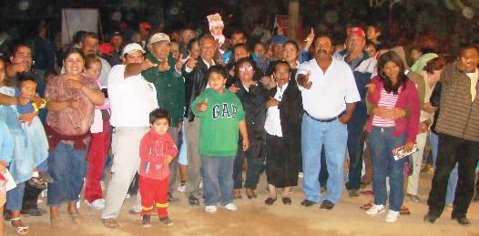 Sólo servidores públicos se han beneficiado con la venta de lotes y terrenos, denuncian ante Angel Salvador
