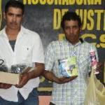 Mauricio Erandi Minjares Lucero y Joel Ruiz Cienfuegos