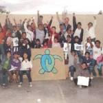 El evento es realizado y patrocinado por El Grupo Tortuguero, el Ayuntamiento de Los Cabos y Consultora Cultural Infantil Estrella Azul por lo cual se extiende una invitación para que todos los jóvenes entre 10 y 16 años interesados a que participen.