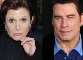 Hasta hoy, la defensa más grande y tangible de Travolta ante las habladurías de la gente había sido su esposa Kelly Preston, actriz con quien lleva 19 años de casado y madre de sus tres hijos.