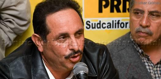 Seguirá el país pintándose de azul mientras Jesús Ortega continúe coludido con la derecha acusa Ricardo Gerardo