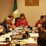 Cota Montaño da a conocer que los citados regidores , se pusieron de acuerdo para que las sesiones del Consejo no se realizaran.