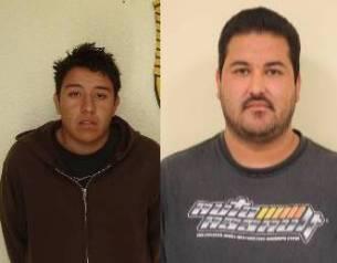 Francisco Sinohué Morales Mayoral y Roberto Amezola Ramírez.