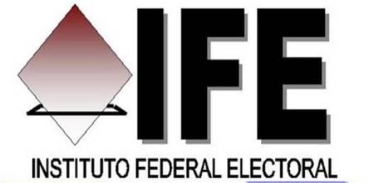 El PRD, el partido mejor evaluado en transparencia según el IFE