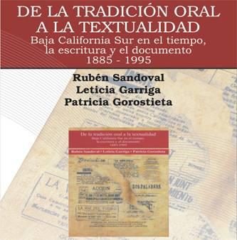 """Presentarán mañana """"De la Tradición oral a la textualidad"""""""