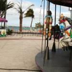 Pedro Enrique, encomendado oficial de las atracciones, señala que en esta ocasión se contarán con más de treinta juegos mecánicos, como el Júpiter, el Himalaya musical, el martillo y el rosticero, así como los clásicos caballitos y carros chocones. Ubicados en el parque Cuauhtémoc -zona infantil-, y frente al hotel Los Arcos -público general-.