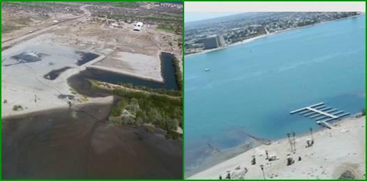 Afectará dragado en Paraíso del Mar a fauna silvestre y entorno de la bahía, denuncian