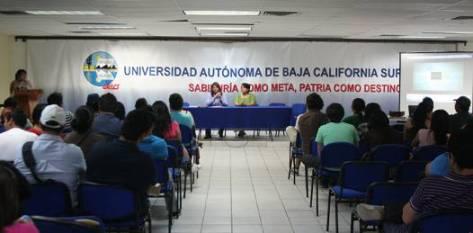 Personalidades como el Dr. Luis Herrera Gil ofrecerán conferencias a los estudiantes durante la Semana de Comunicación, al igual que el propio Instituto Sudcaliforniano de la Mujer apoyará con material didáctico.