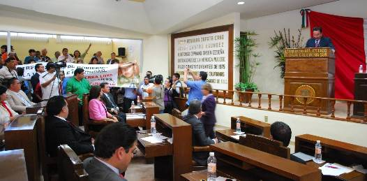Proponen legisladores contrarreforma a la Ley Orgánica Municipal