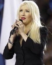 Arrestan a Christina Aguilera por estado de embriaguez pública