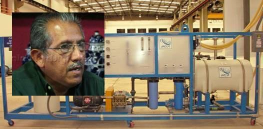 Desalinización por ósmosis inversa, la mejor solución al problema inmediato del agua